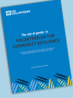 The Role of Gender in Volunteerism for Community Resilience