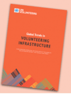 Global Trends in Volunteering Infrastructure