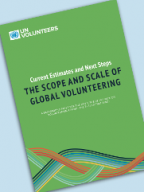 Current Estimates and Next Steps: The scope and scale of global volunteering