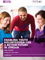Enabling Youth Volunteerism for a Better Future in Jordan