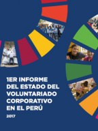 Report on the state of corporate volunteering in Perú