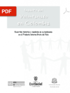 Impact of volunteering in Colombia