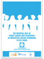 The potential role of young leaders and volunteers in preventing violent extremism in Sri Lanka
